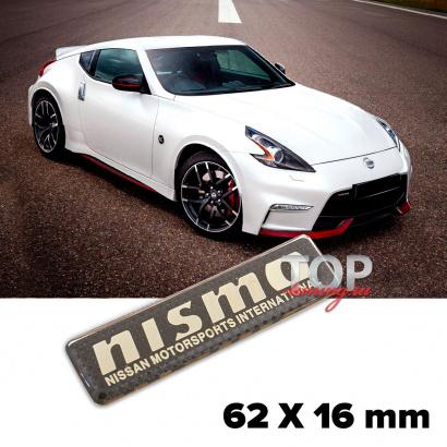 Шильдик эмблема Nismo Carbon на Nissan