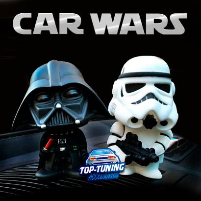 Фигурки на панель приборов  Car Wars болванчик