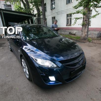 Передний бампер - Обвес на Mazda 6 GH