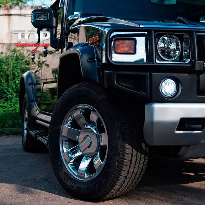 Комплект расширения на Hummer H2