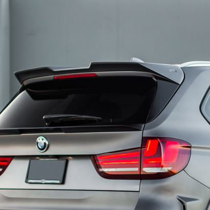 Спойлер верхний - обвес TCR-II для BMW X5 F15 / X5M F85