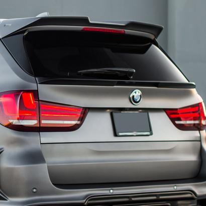 Спойлер нижний - обвес TCR-II для BMW X5 F15 / X5M F85