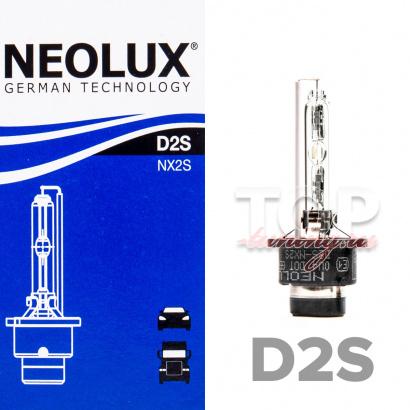 Лампа автомобильная NEOLUX D2S