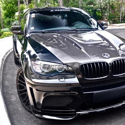 Обвес - Комплект на BMW X6 E71