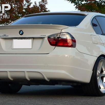 Козырек на BMW 3 E90