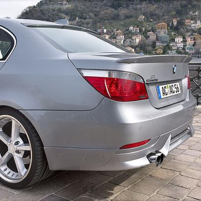Обвес- козырек заднего стекла на BMW 5 E60, E61, M5