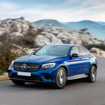 Доводчики дверей для Mercedes-Benz GLC Coupe X253