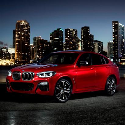 Доводчики дверей для BMW X4 G-серии; F-серии