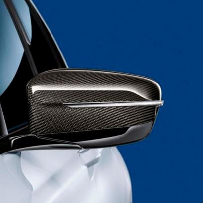 Карбоновые крышки зеркал M Performance для G серии