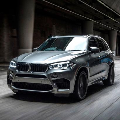 Аэродинамический обвес M-Power для BMW X5 F15