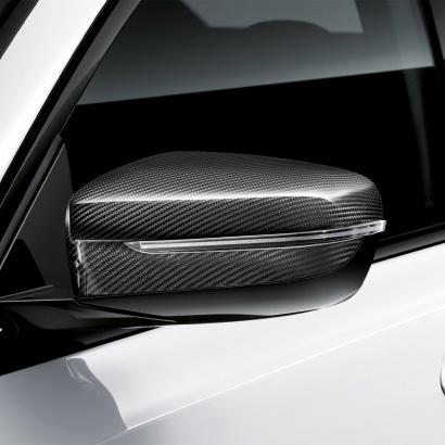 Карбоновые крышки зеркал M Performance для G 20 / G21