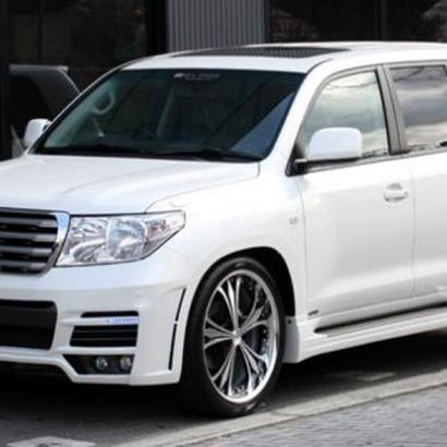 Комплект - обвес на Toyota Land Cruiser 200