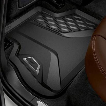 Задние всепогодные коврики с бортиком для BMW G05