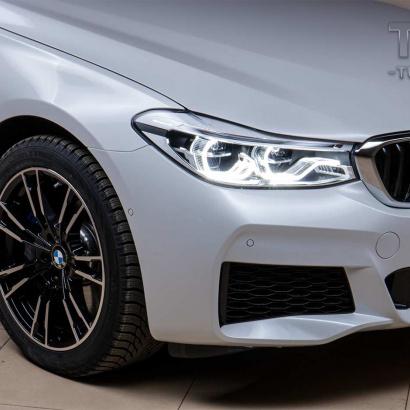 Комплексный детейлинг BMW 6 GT