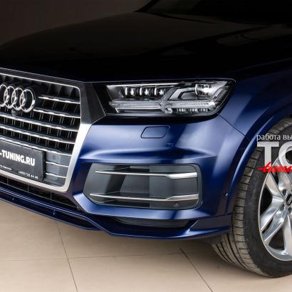Детейлинг и обвес для Audi Q7 4M