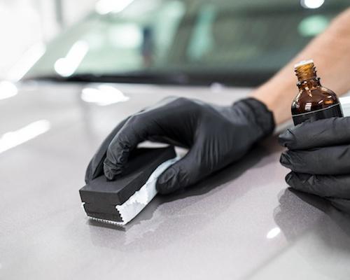 Керамическое покрытие для автомобиля
