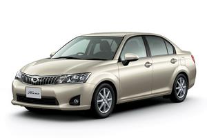 Toyota Corolla E160 Axio седан 4-дв. (2012–2015)