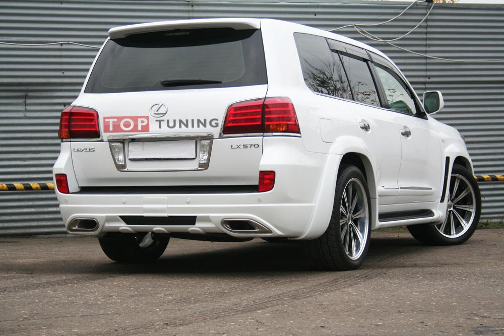 Тюнинг LX 570