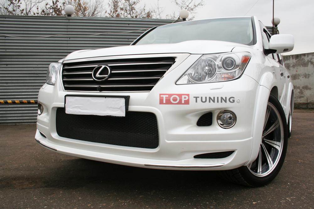 Тюнинг Lexus LX 570
