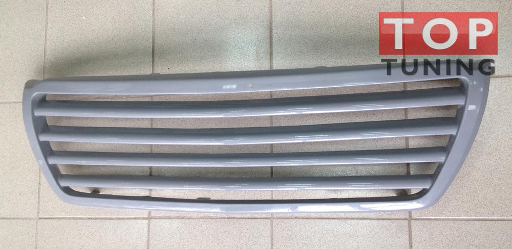 Тюнинговая решетка радиатора на Тойоту Лэнд Крузер 200