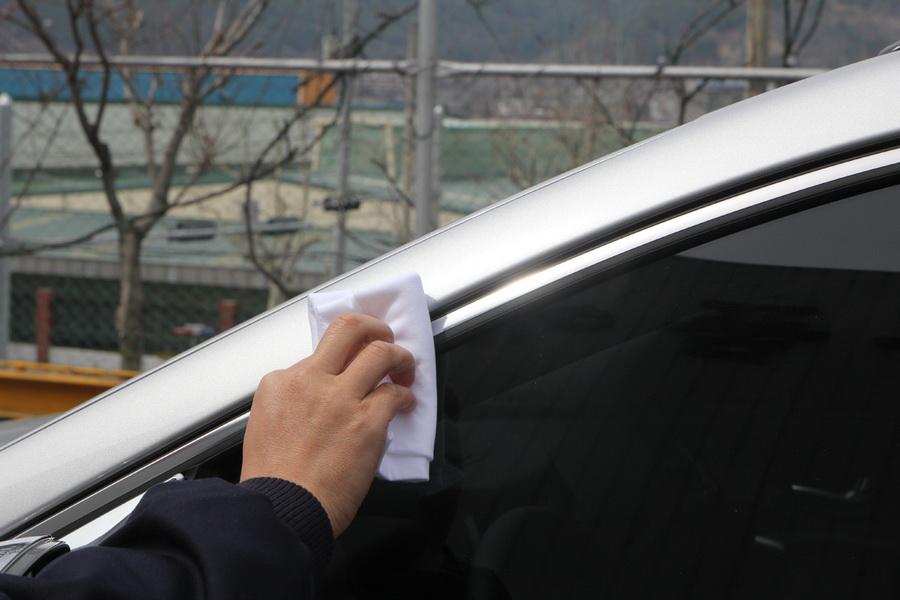 Дефлекторы на окна  на Hyundai Santa Fe 2012?н.в.