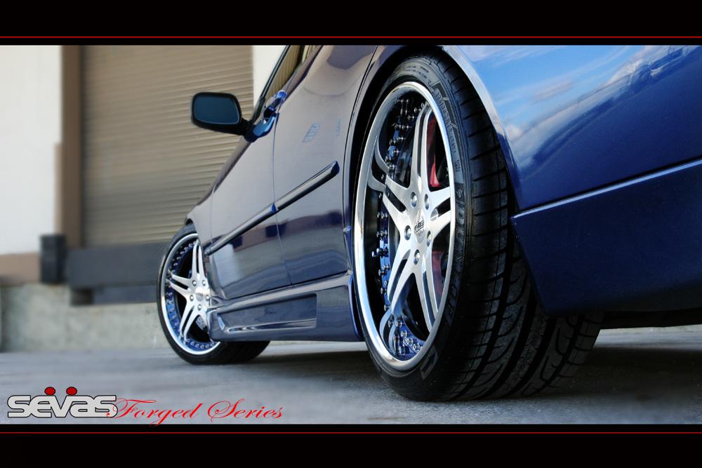 Обвес Hippo Sleek - тюнинг Toyota Altezza / Lexus is200/300