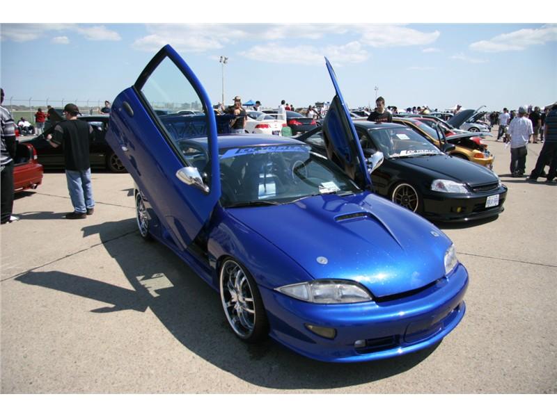 Ламбо двери на Chevrolet Cavalier 1995?2005