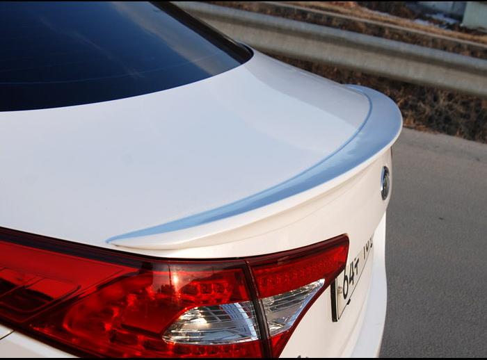 Спойлер на крышку багажника, тюнинг Kia Optima 2011?н.в.