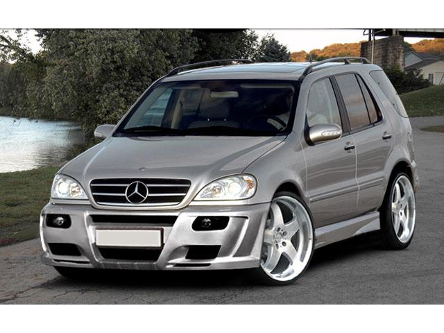 mercedes ml w163 tuning. Black Bedroom Furniture Sets. Home Design Ideas