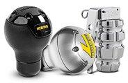 Рычаги КПП и ручного тормоза