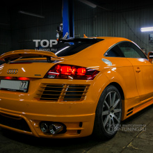 AUDI TT - Powered by TOP TUNING