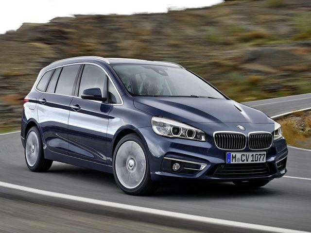 Встречайте BMW 2 Series Gran Tourer