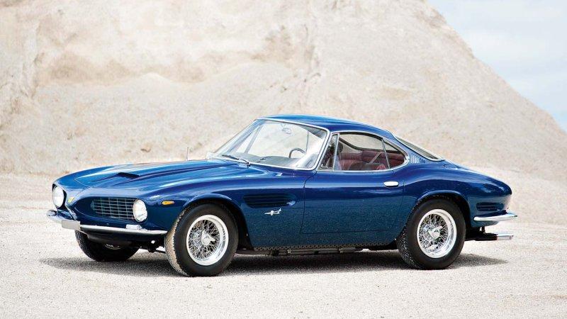 1962 Ferrari 250 GT SWB Berlinetta будет продан с аукциона