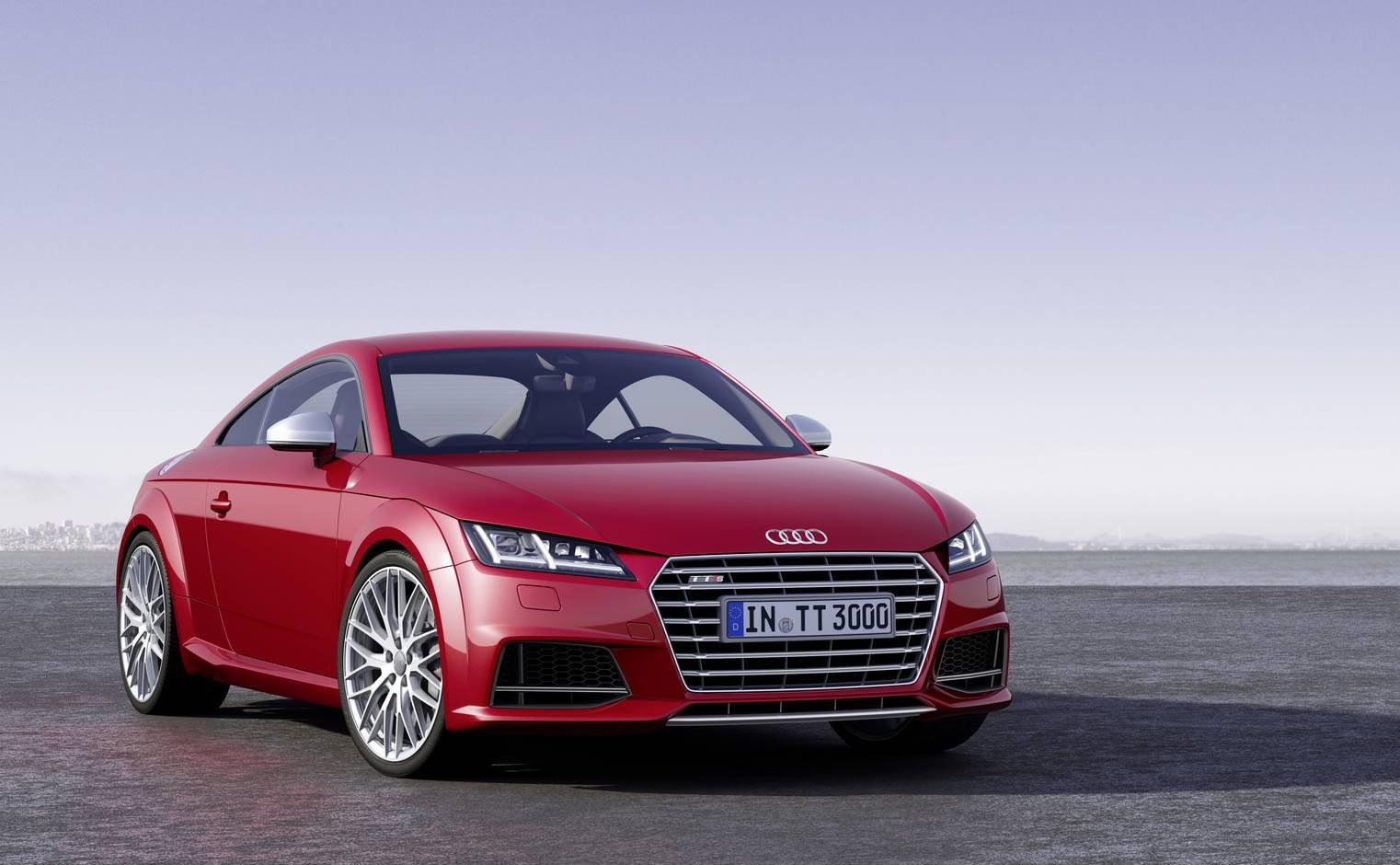Новое поколение Audi TT RS не получит механику