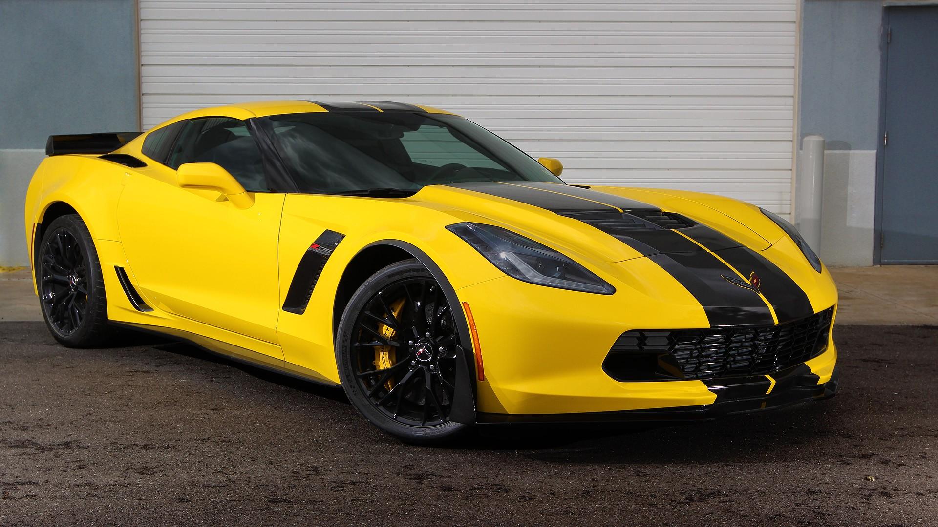 Тюнинг 2015 Chevrolet Corvette Z06 от Procharger
