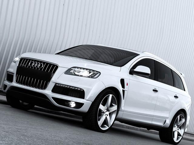 Audi Q7 Diesel от A. Kahn Design