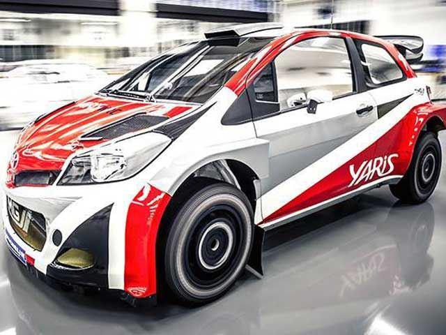 Toyota вернется в WRC в 2017 с супер мощным Yaris
