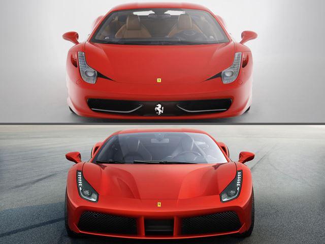 Эра турбонаддува - Ferrari 458 Italia против 488 GTB