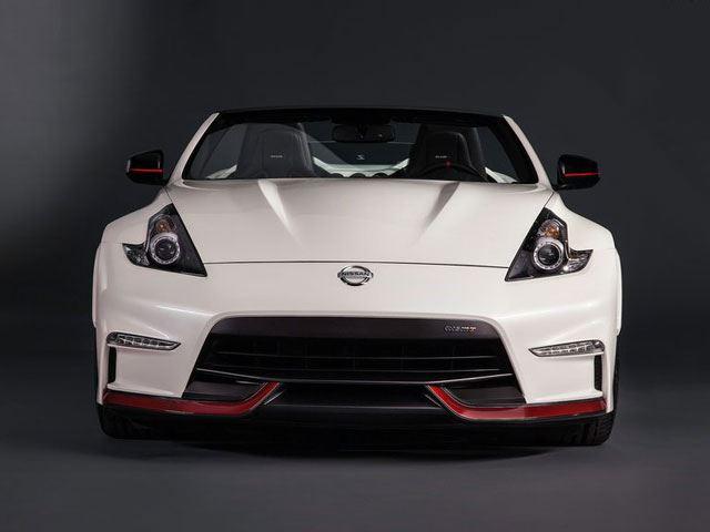 Nissan показал в Чикаго концепт-родстер 370Z Nismo
