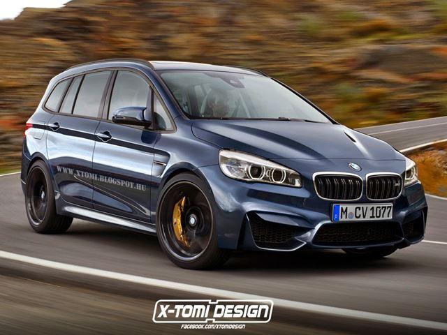 BMW ждет успех, если он запустит M2 Grand Tourer