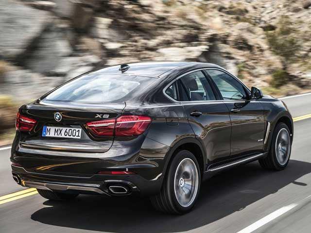 Лучший тест для BMW X6 - проехать по вулкану