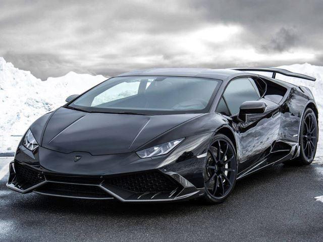 838-сильный Lamborghini Huracan MH1 от Mansory