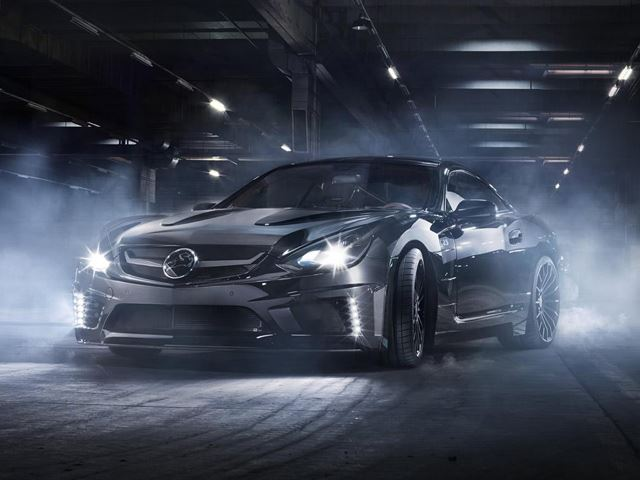 Carlsson представляет Mercedes C25 Super GT Final Edition