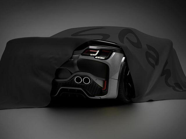 925-сильный 8.0-литровый твин турбо V10 2015 GTA Spano едет в Женеву