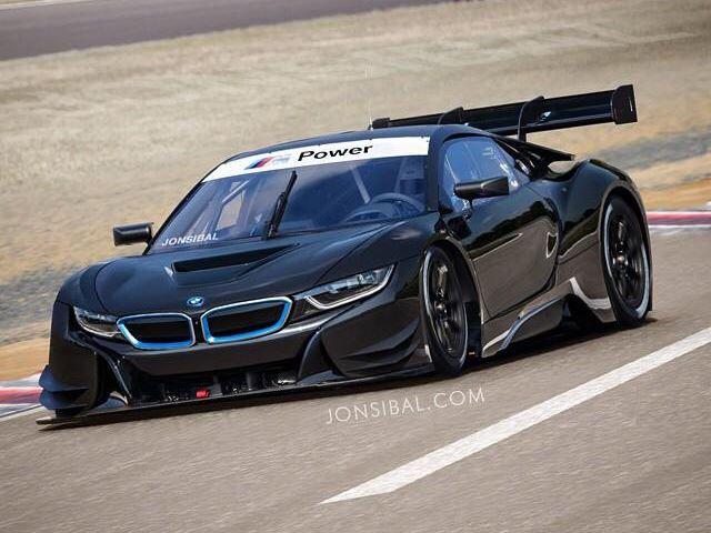 Почему гоночный BMW i8 выглядит так круто?