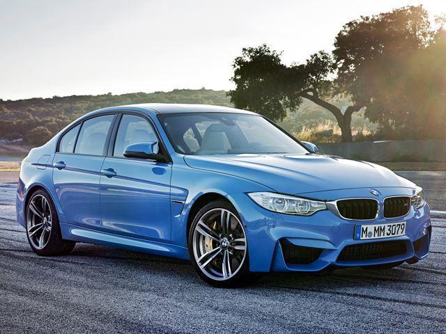 Новые слухи о следующих BMW M3 и M4