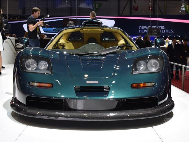 1997 McLaren F1 GT - классика всех времен