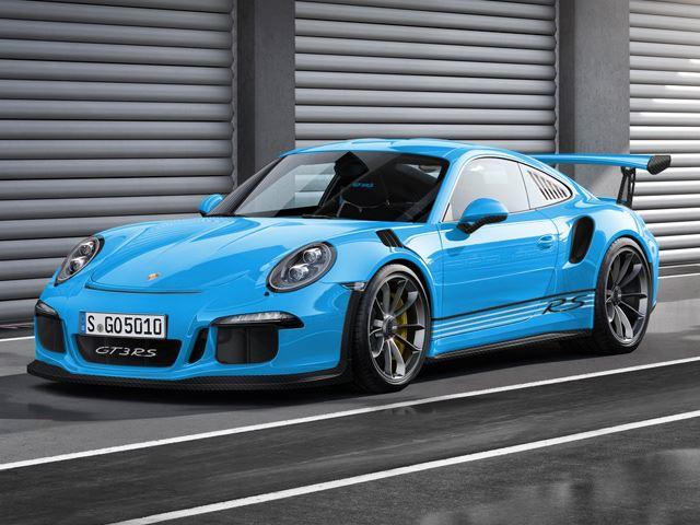 Варианты персонализации для Porsche 911 GT3 RS