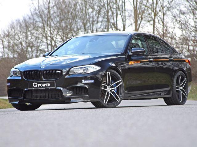 BMW M5 от тюнинг-ателье G-Power