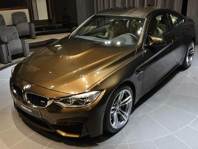 Коричневый металлик для BMW M4 за 5000 у.е.